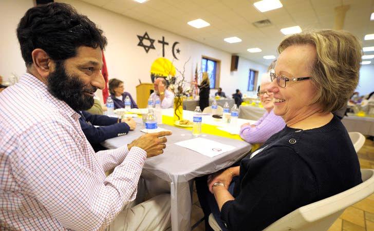 Faiths come together at Kenosha mosque